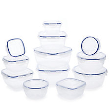 Lock & Lock 12 Piece Nestable Storage Set