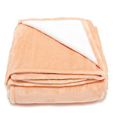 Cozee Home Velvet Soft Throw