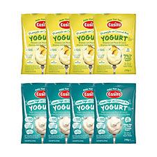 EasiYo 8 Piece Premium Coconut & Bits Yoghurt Sachets