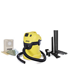 Karcher WDP3 Wet & Dry Vac with Car Accessory Kit