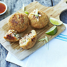 807517 - H Forman & Son 8 x 125g Luxurious Fishcakes