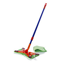It Works X Power Mop Pro w/2 x Microfibre Pads