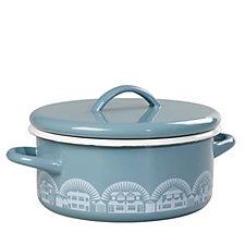 Mini Moderns 2L Enamel Casserole Dish