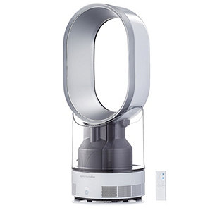 dyson am10 humidifier fan w ultraviolet cleanse technology remote control 804621. Black Bedroom Furniture Sets. Home Design Ideas