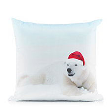 Animal Fun Christmas Decorative Cushion