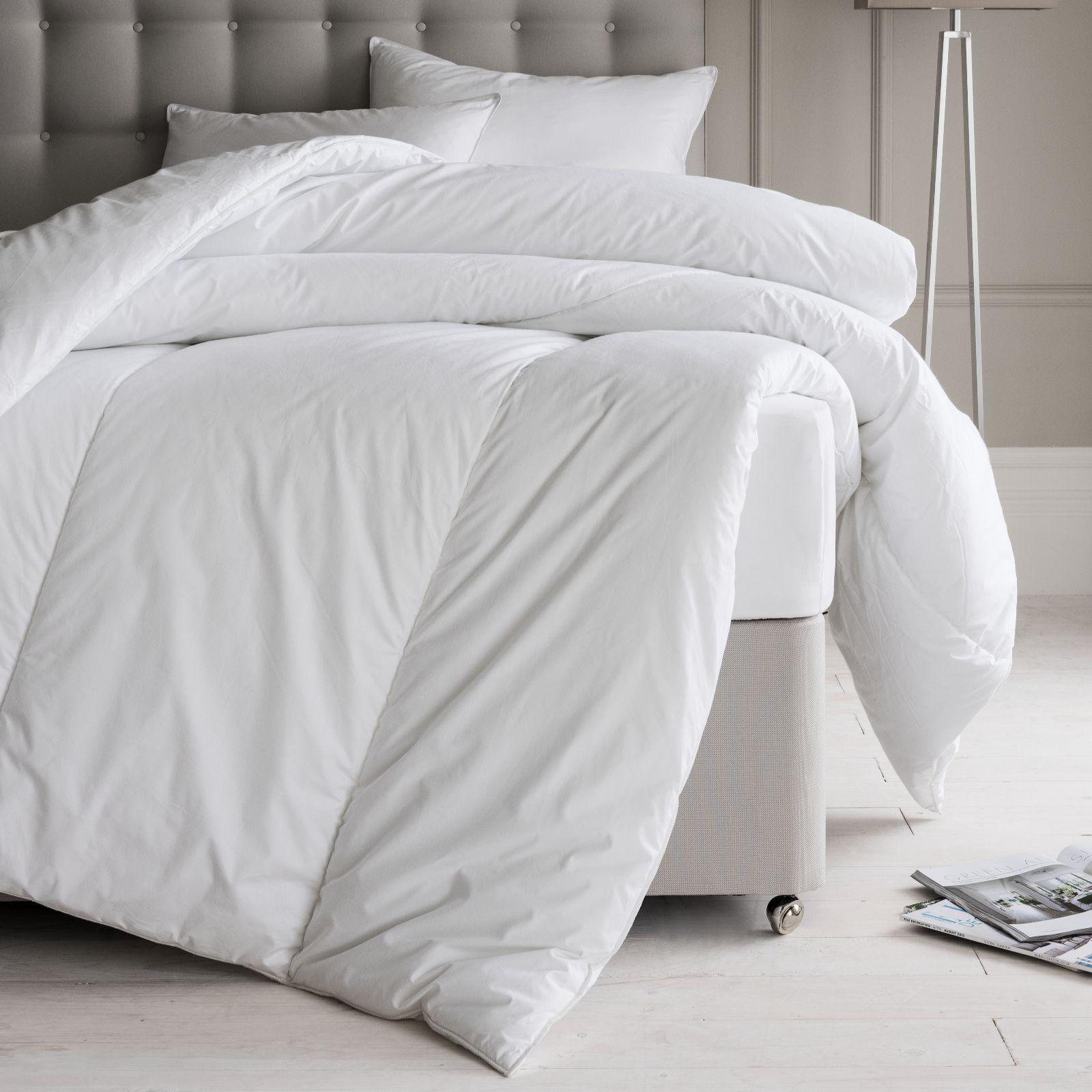 Silentnight Pure Cotton Anti Allergens All Season 9 4 5 Tog Duvet Qvc Uk