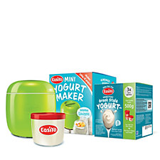 Easiyo Mini Yoghurt Maker Starter Pack