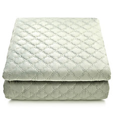 Kelly Hoppen Riviera Reversible Embroidered Bedcover
