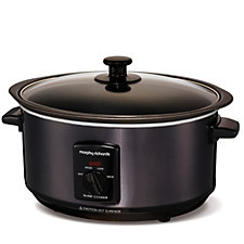 806025 - Morphy Richards 3.4l Slow Cooker