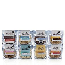 Joe & Seph's 8 Piece Mini Taster Gourmet Popcorn Packs
