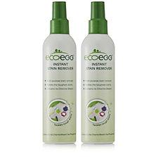 ecoegg Set of 2 Stain Remover Sprays