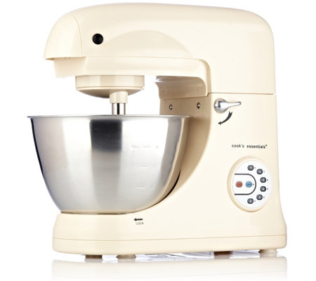 Cook S Essentials Electric Stand Mixer With 3l Mixing Bowl