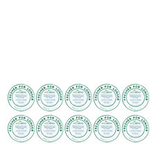 ecoegg Set of 10 Fresher for Longer Discs