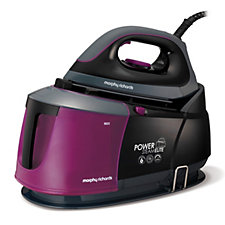 Morphy Richards Ceramaslide Auto Clean Power Steam Elite 6.5 Bar Iron
