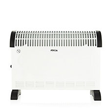 Jocca Convector Heater with Thermostat Control