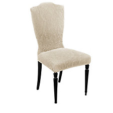 Paulato Caffe Stretch Textured Dining Chair Cover