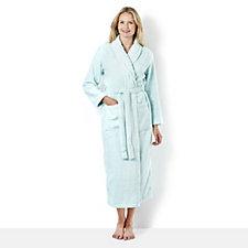 Northern Nights 100% Cotton Air Drop Towelling Bath Robe