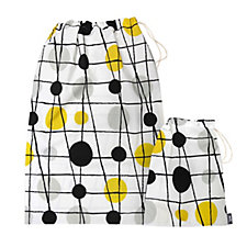 Mini Moderns Laundry & Shoe Bag Set