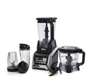 Ninja BL682 Kitchen System with Nutri Ninja and Additional Coffee Grinder