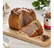 The Real Pie Company Set of 2 Pork Pie Selection