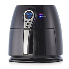 Cook's Essentials Digital Air Fryer with Frying Basket