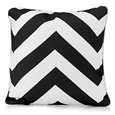 BundleBerry by Amanda Holden Chevron Indoor/Outdoor Cushion