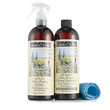 Garden & Grove Natural Clean All Purpose Cleaning Concentrate Kit