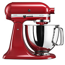 KitchenAid Artisan 5KSM125 Stand Mixer with Stainless Steel Bowl