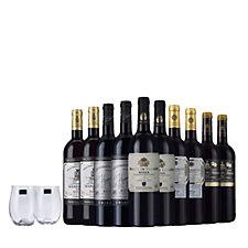 Laithwaite's Wine 10 Bottles Rioja Case with Wine Tumbler