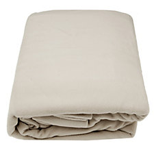 Cozee Home Deep Fitted Sheet & 2 Housewife Pillowcases