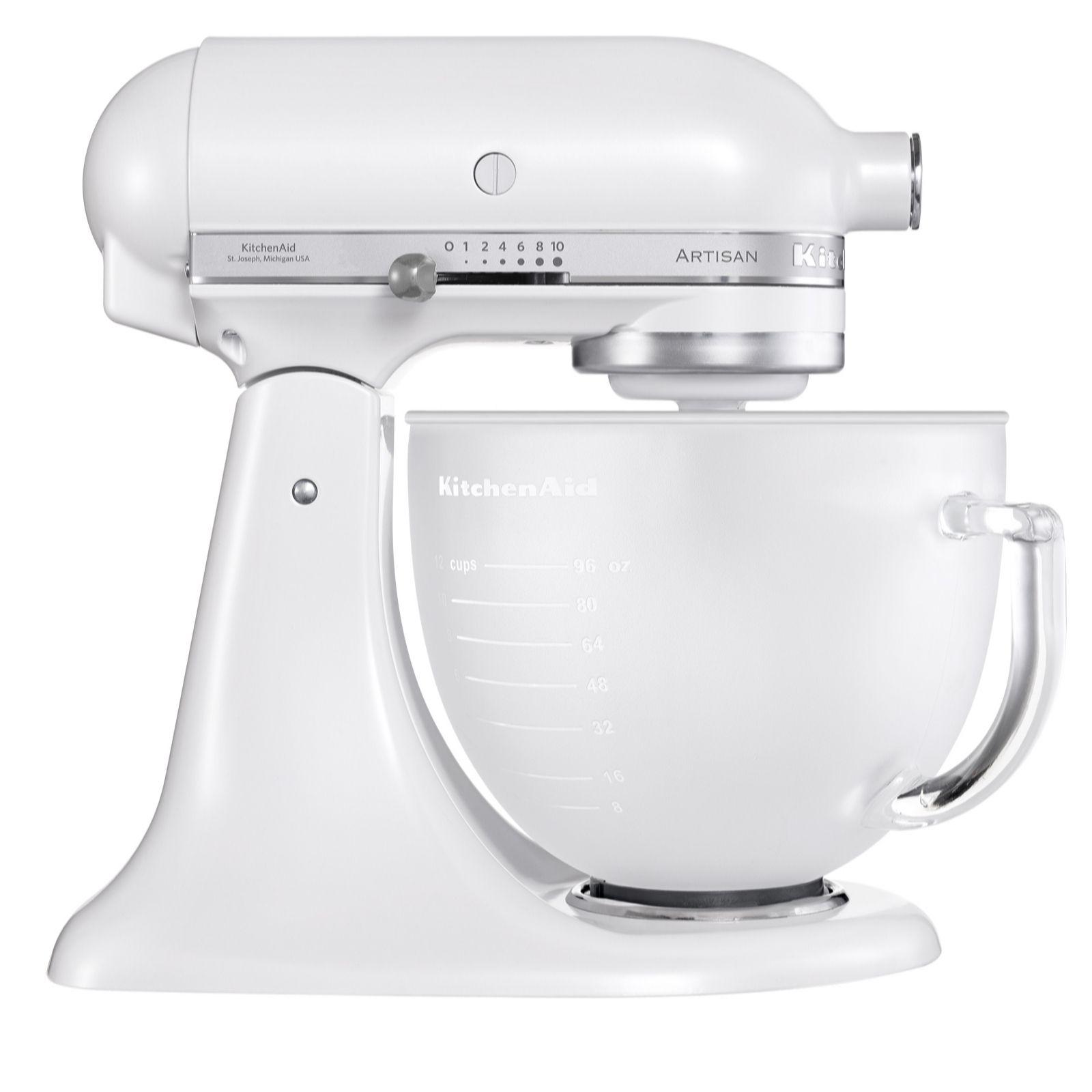 kitchenaid 175 artisan 4 8l stand mixer. kitchenaid artisan stand mixer with stainless steel bowl - 800339 kitchenaid 175 4 8l m