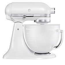 KitchenAid Artisan Stand Mixer with Stainless Steel Bowl