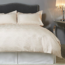 JM by Julien Macdonald Signature 700TC Lace Jacquard 6pc Duvet Set