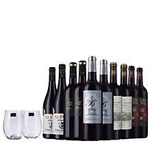 Laithwaite's Wine 10 Bottles French Red Case Wine Tumbler