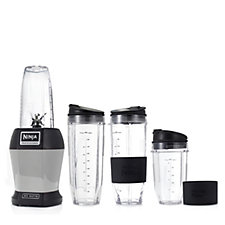 Nutri Ninja 900W Nutritional Blender with 4 Assorted Sip & Seal Cups