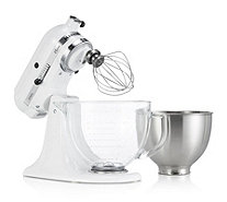 KitchenAid K45 Classic Mixer with Additional Glass Bowl - 805442
