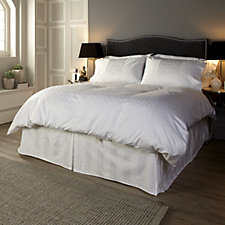 Kelly Hoppen 700TC Egyptian Cotton Chain Link 6Pc Duvet Set