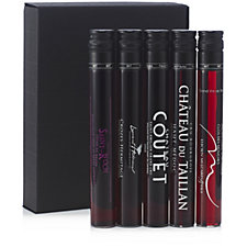 Drinks In Tubes 5 Piece Red Wine Selection
