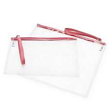 Mia Tui Clear Travel Organiser Bags