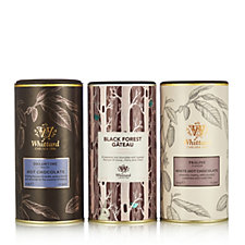 806145 - Whittard of Chelsea 3 Piece Limited Edition Hot Chocolate