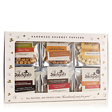 Joe & Seph's 12 Piece Your Favourites Popcorn Selection in Gift Box