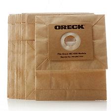 Oreck Quest 12 Pack Vacuum Bags
