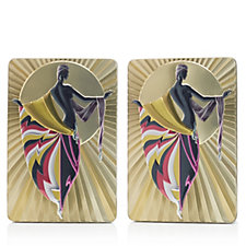 805047 - Churchills Set of 2 Arabella Tins with Biscuits