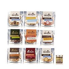 Joe & Seph's 9 Piece Popcorn & Sauce Festive Collection