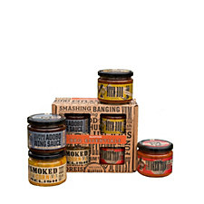 807747 - We Love Man Food Set of 4 BBQ Essentials