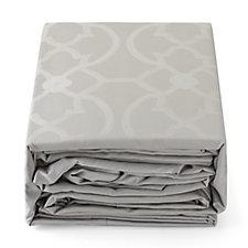 Kelly Hoppen 800TC Egyptian Cotton Casablanca 6 Pc Duvet Set