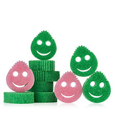 804948 - ecoegg Eggsterminator Sponges 8 x Green 2 x Pink