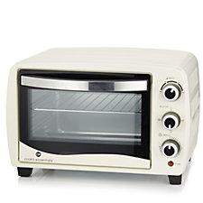 Cook's Essentials 17L Countertop Oven