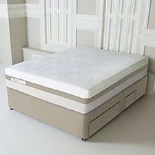 Sealy Posturepedic Hybrid Advantage Geltex 2000 Pocket Sprung Mattress