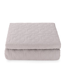 Kelly Hoppen Casablanca Embroidered Reversible Bedcover